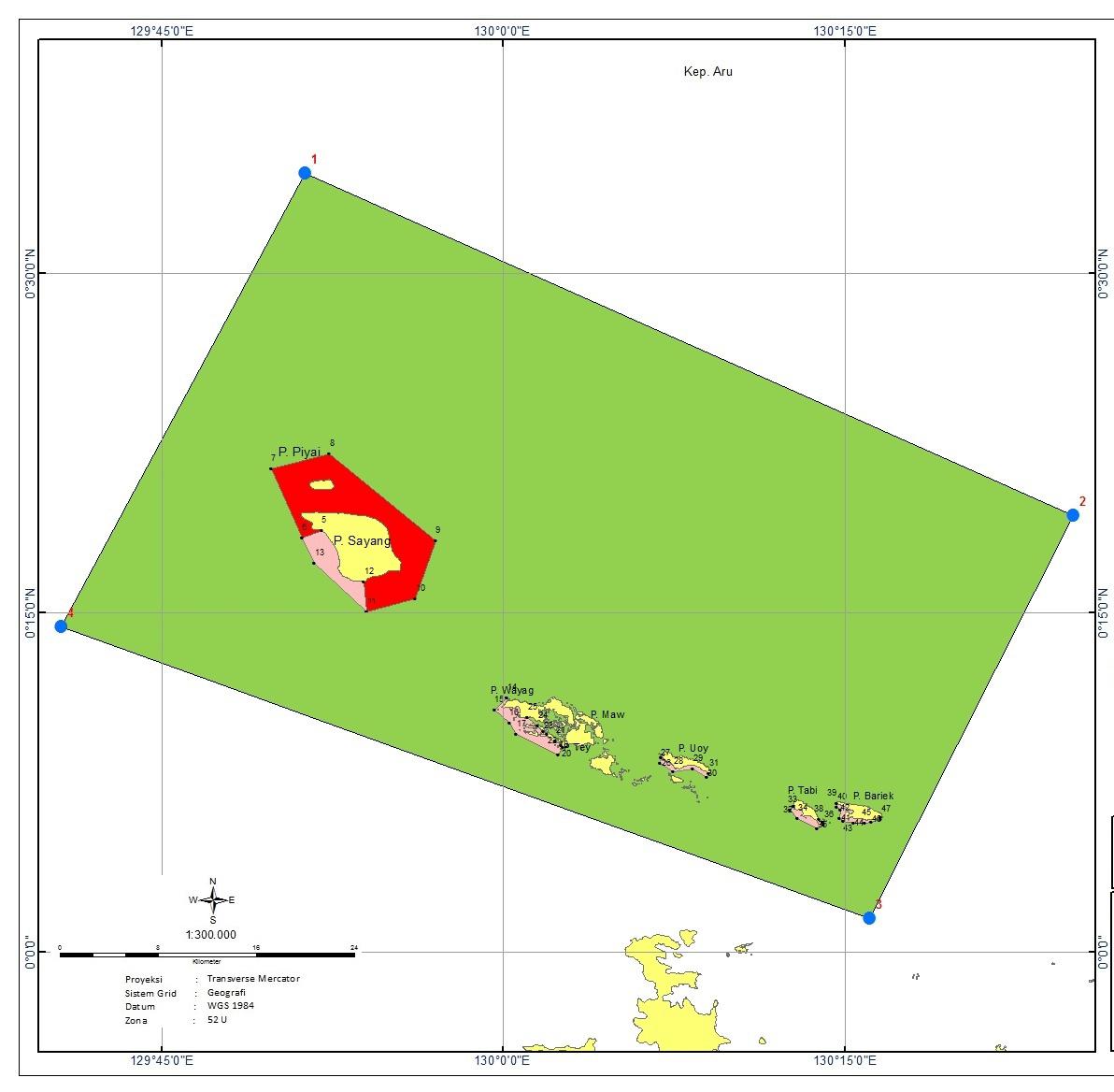West Waigeo National MPA Wayag Raja Ampat