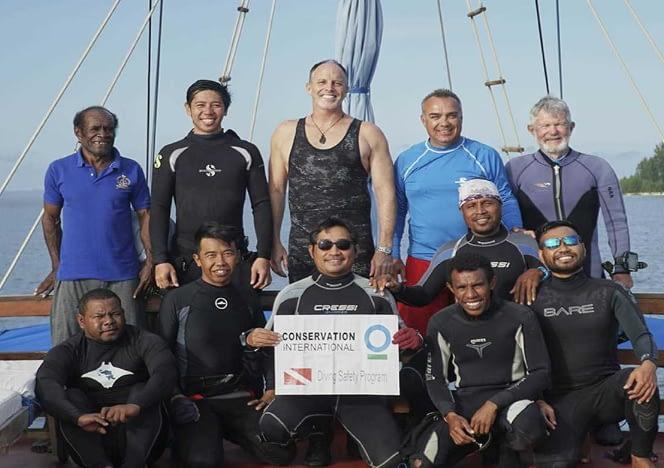 Raja Ampat Marine Park Monitoring