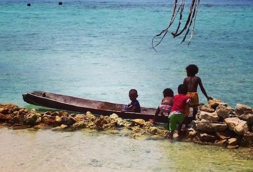 Local Community Raja Ampat Marine Park