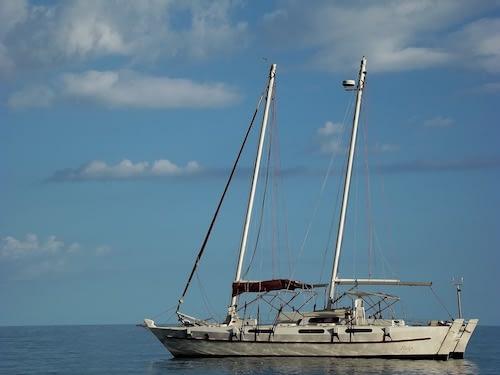 private yacht raja ampat permit